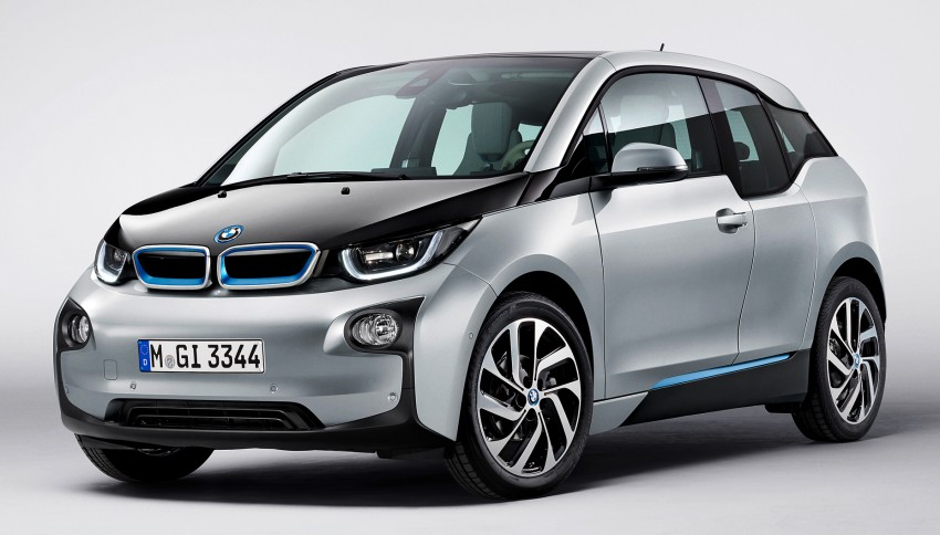 New BMW i3 – can its carbon-fibre panels be repaired? Image #191526