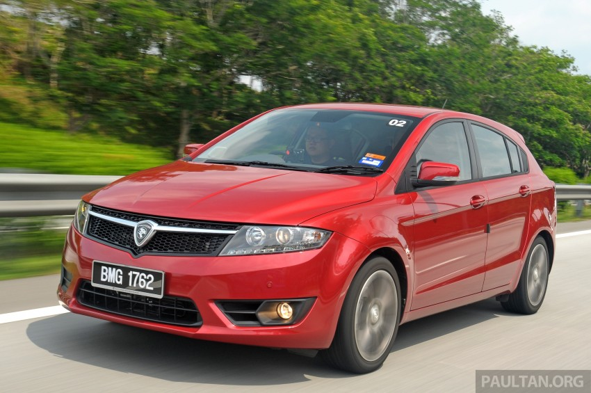DRIVEN: Proton Suprima S 1.6 Turbo Premium tested Image #194765