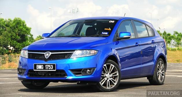 AbgTutor dot Com  DRIVEN  Proton Suprima S 1 6 Turbo Premium tested
