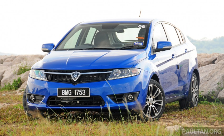 DRIVEN: Proton Suprima S 1.6 Turbo Premium tested Image #194778