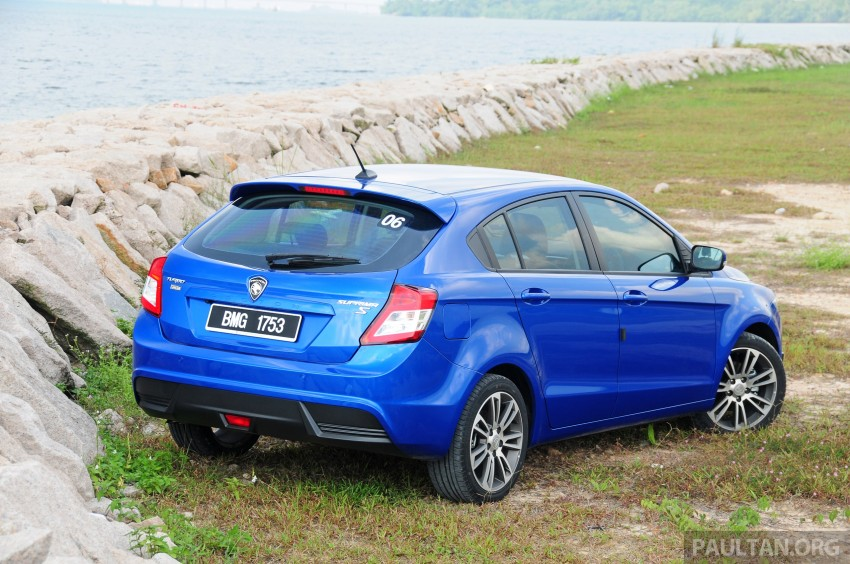 DRIVEN: Proton Suprima S 1.6 Turbo Premium tested Image #194779