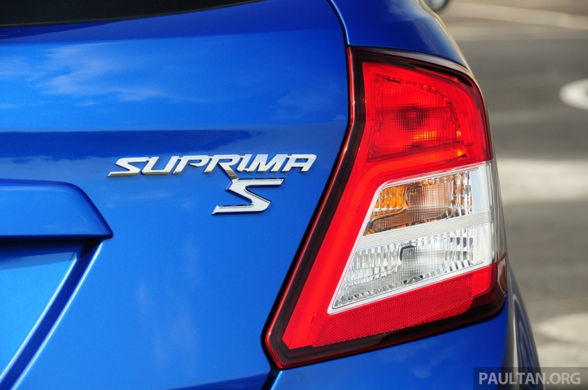 DRIVEN: Proton Suprima S 1.6 Turbo Premium tested Image #194811