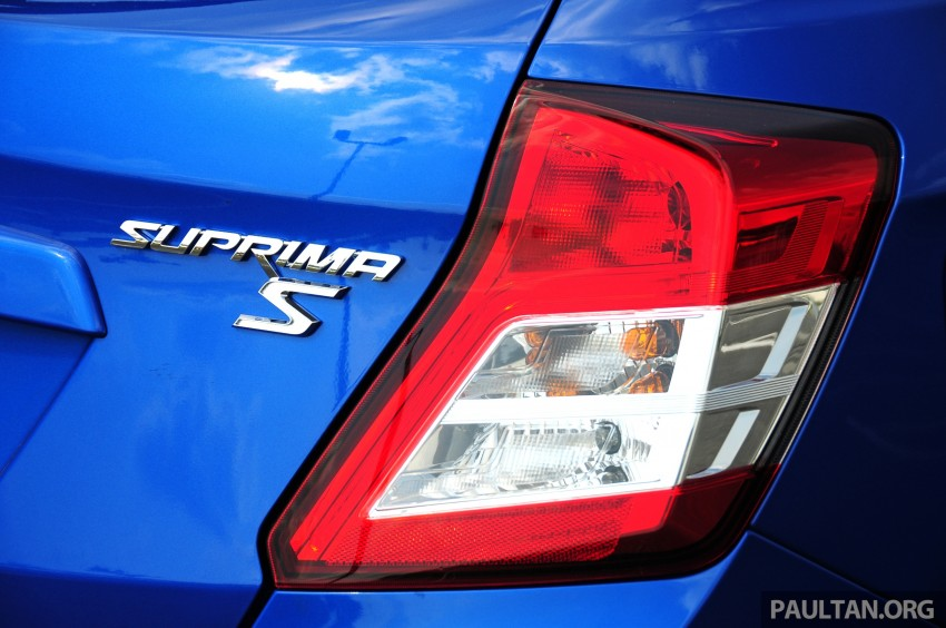 DRIVEN: Proton Suprima S 1.6 Turbo Premium tested Image #194812
