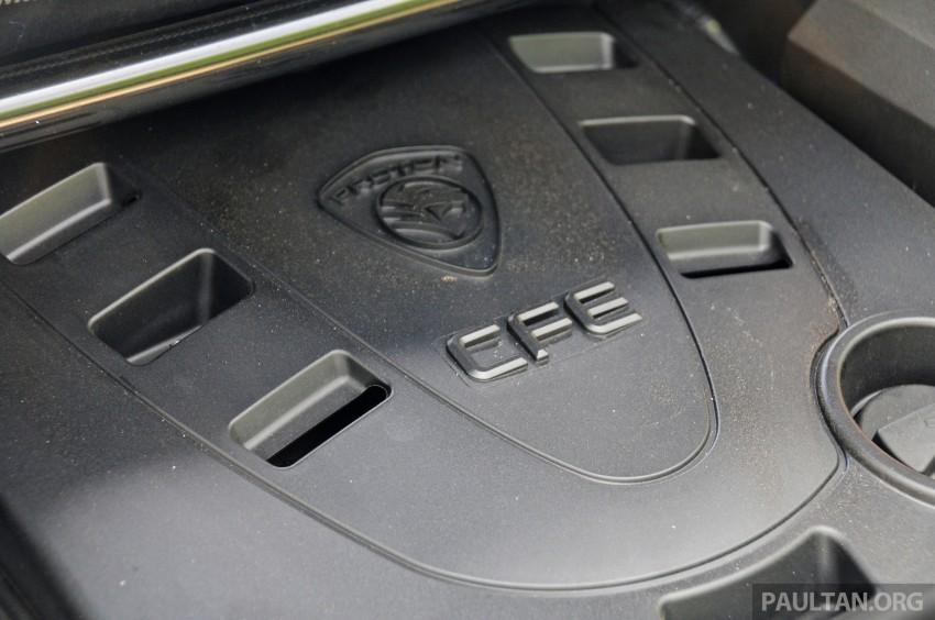 DRIVEN: Proton Suprima S 1.6 Turbo Premium tested Image #194819