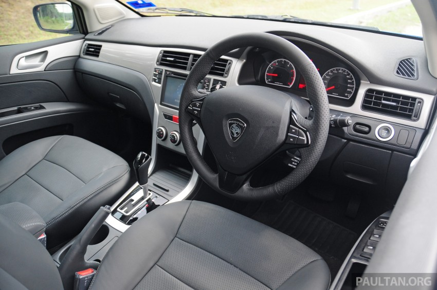 DRIVEN: Proton Suprima S 1.6 Turbo Premium tested Image #194821