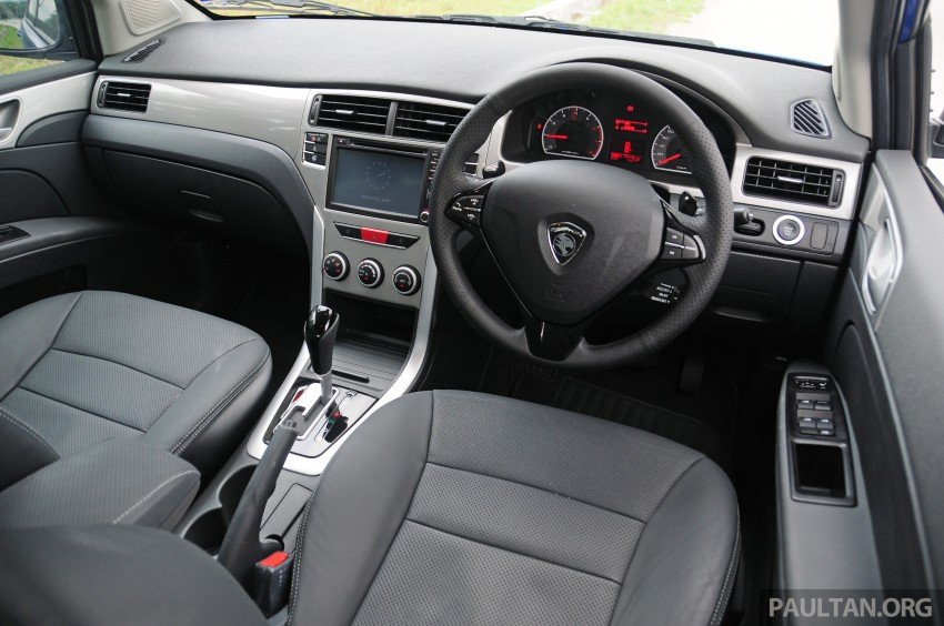 DRIVEN: Proton Suprima S 1.6 Turbo Premium tested Paul Tan - Image ...