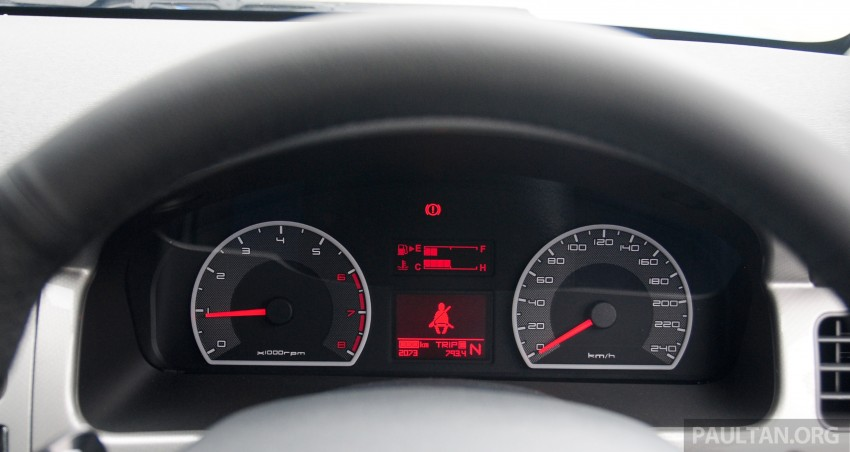 DRIVEN: Proton Suprima S 1.6 Turbo Premium tested Image #194828