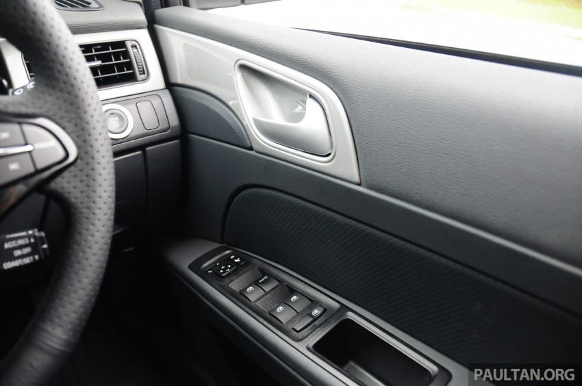 DRIVEN: Proton Suprima S 1.6 Turbo Premium tested Image #194857
