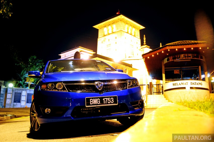 DRIVEN: Proton Suprima S 1.6 Turbo Premium tested Image #194867