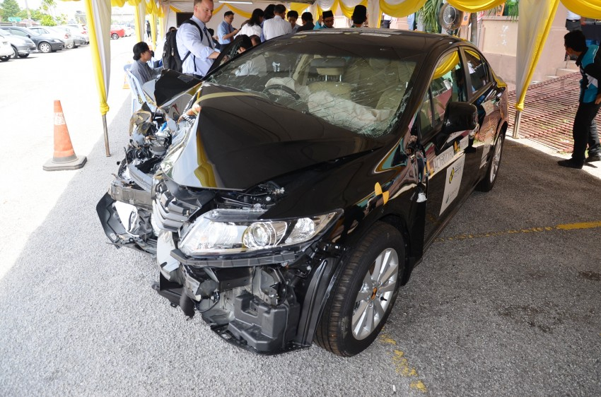ASEAN NCAP second phase results for 11 cars tested – Toyota Prius, Honda Civic, Subaru XV get 5 stars Image #195490