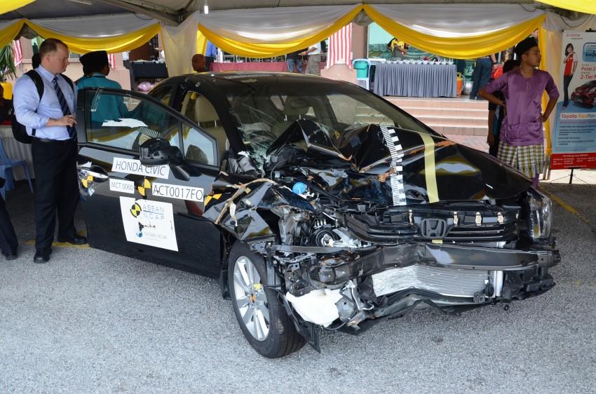 Thử nghiệm độ an toàn ô tô: Xe hãng nào an toàn nhất? (3)