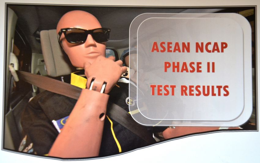 ASEAN NCAP second phase results for 11 cars tested – Toyota Prius, Honda Civic, Subaru XV get 5 stars Image #195417