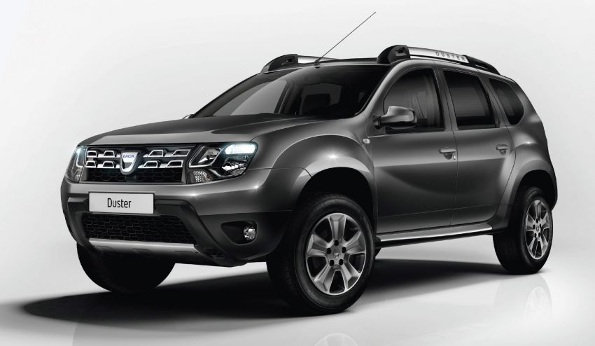 New Dacia Duster facelift heads to Frankfurt 2013 Image #195594