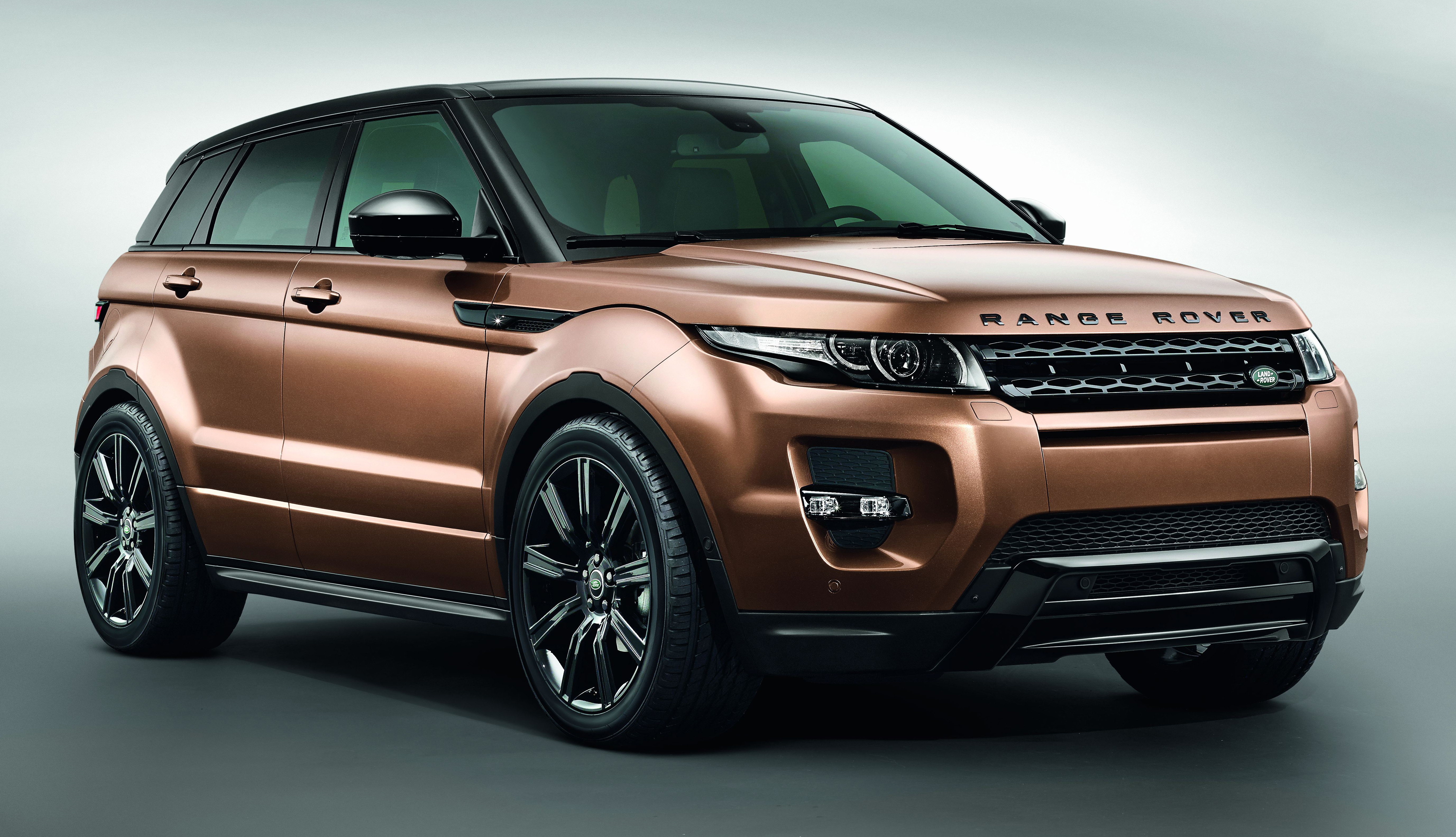 2014 range rover evoque gets new technology. Black Bedroom Furniture Sets. Home Design Ideas