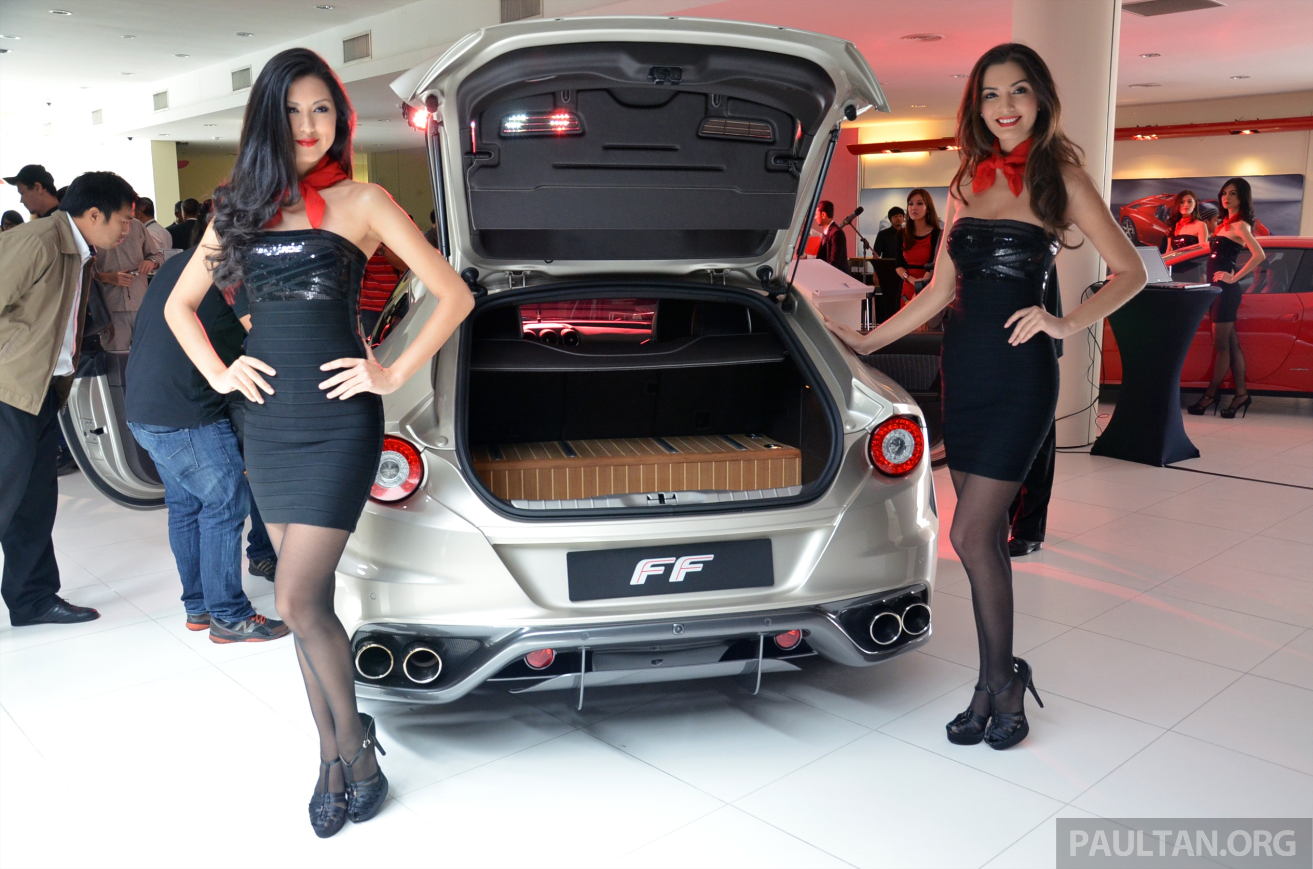 Ferrari Tailor Made Programme Launched In Malaysia Image
