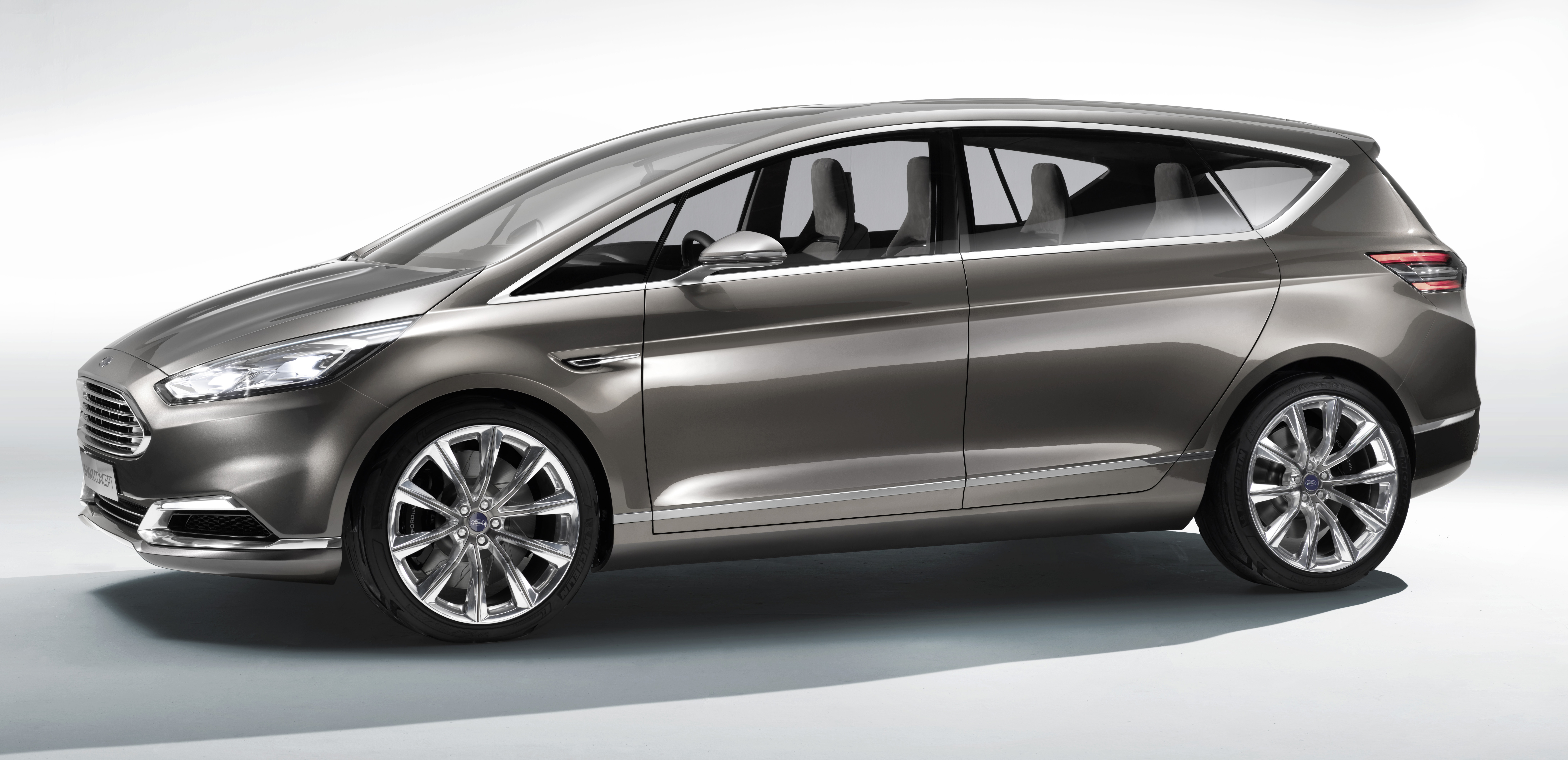 Ford S-MAX Concept - previewing the next-gen
