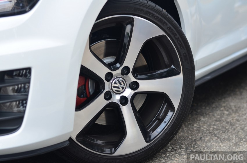 Volkswagen Golf GTI Mk7 introduced – from RM210k Image #194235