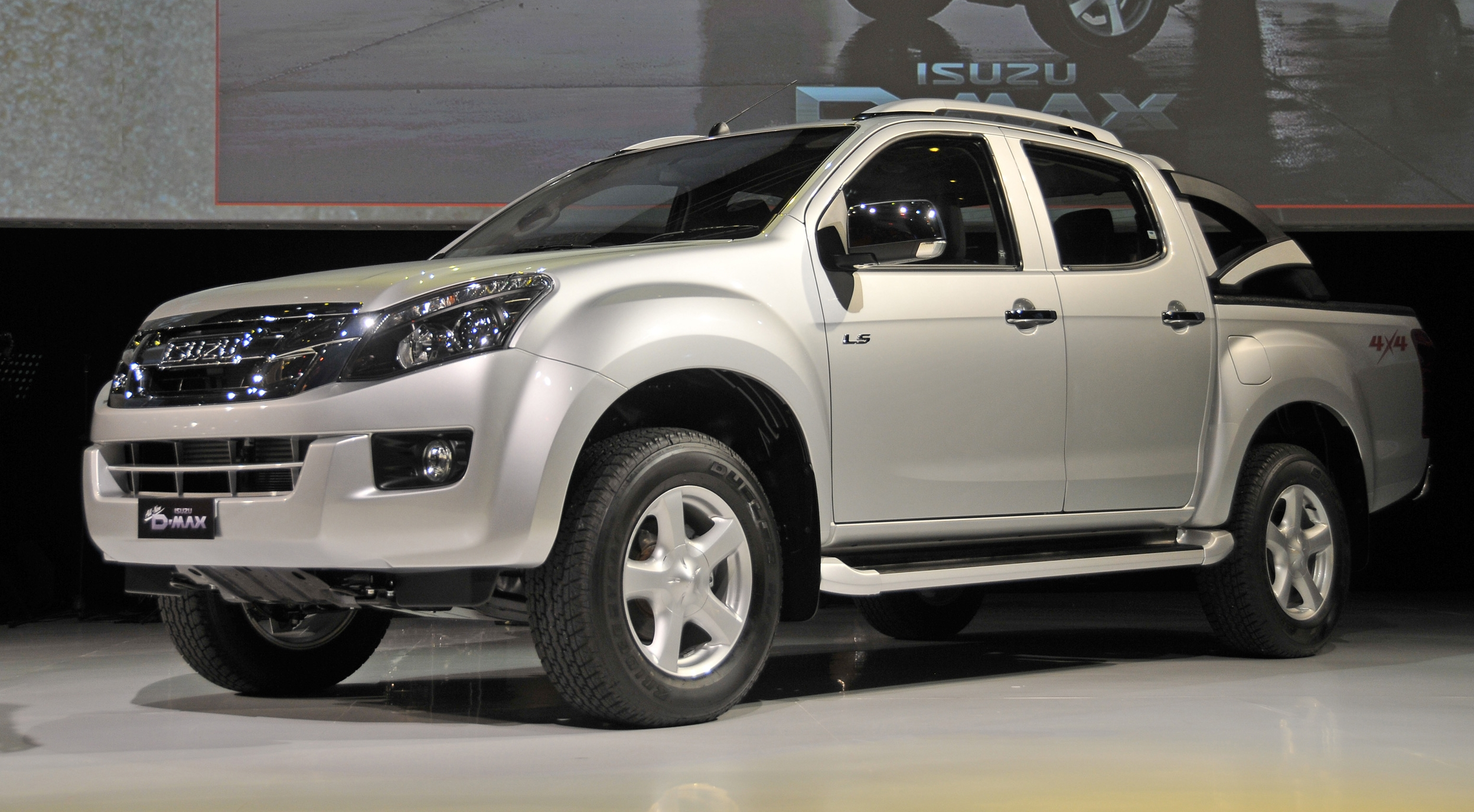 Isuzu to use GM diesels for new Indian market pickup