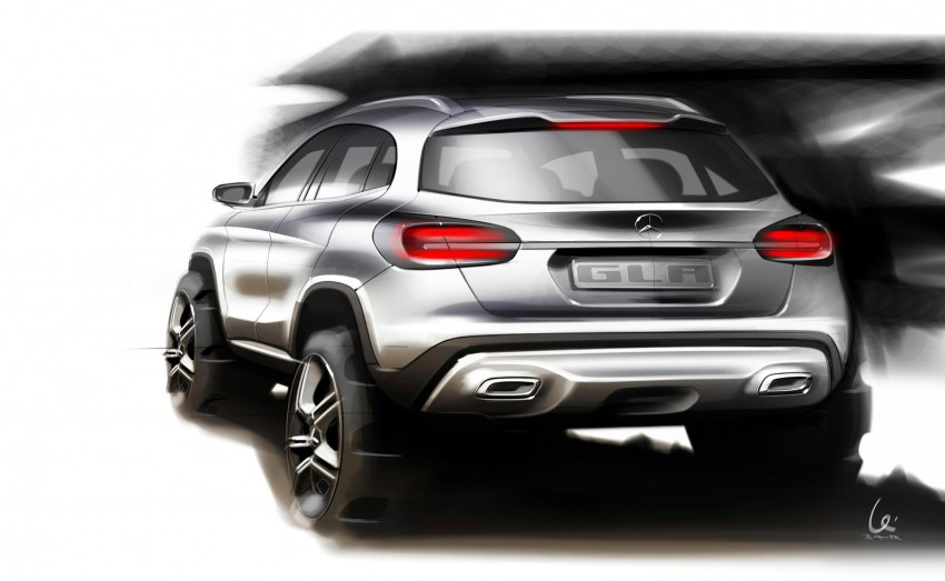 Mercedes-Benz GLA – full details, videos and gallery Image #192605
