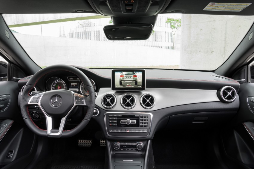 Mercedes-Benz GLA – full details, videos and gallery Image #192625