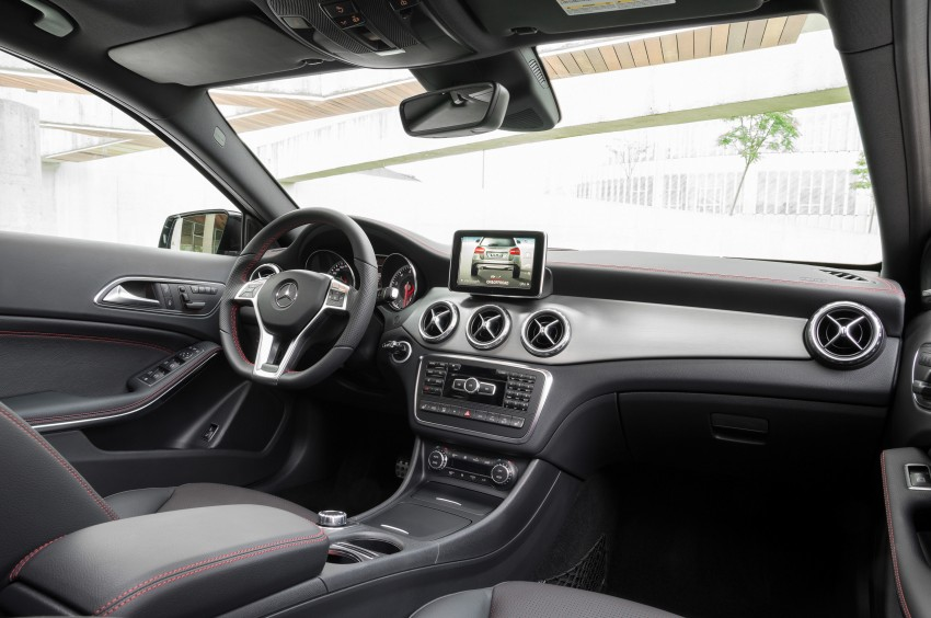 Mercedes-Benz GLA – full details, videos and gallery Image #192626