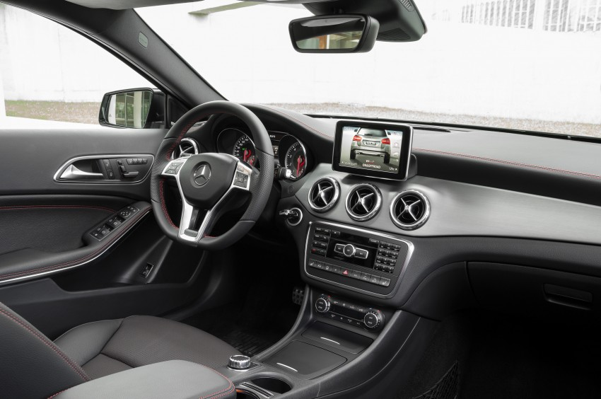 Mercedes-Benz GLA – full details, videos and gallery Image #192627