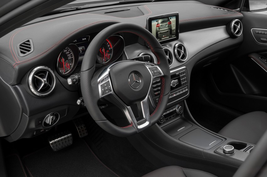 Mercedes-Benz GLA – full details, videos and gallery Image #192629