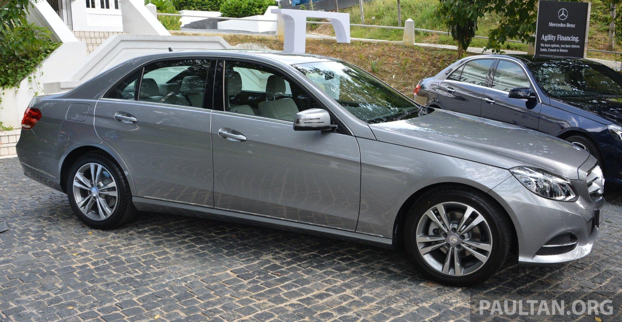 Mercedes Benz E Class E