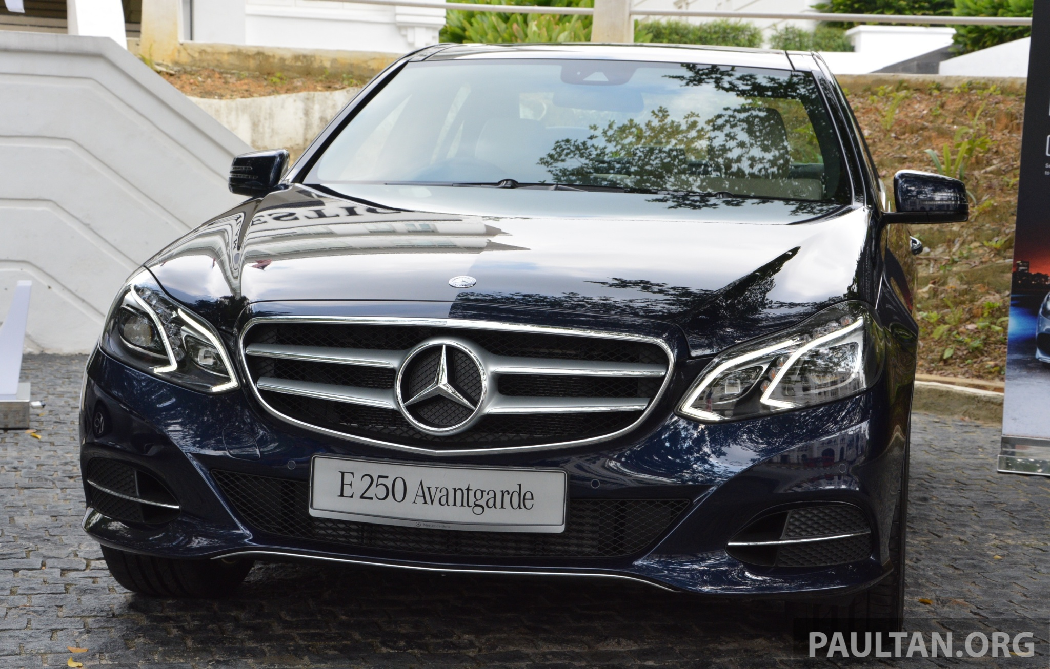 W212 Mercedes-Benz E-Class facelift launched – E 200 ...