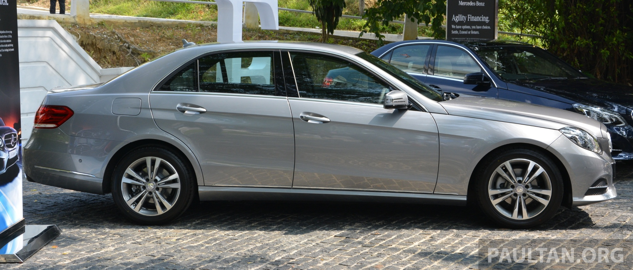 W212 Mercedes Benz E Class Facelift Launched E 200
