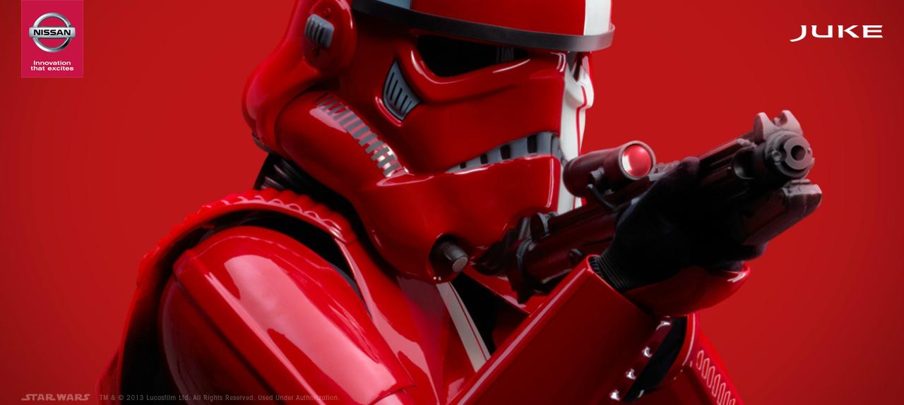 Juke Nissan 2016 >> VIDEO: Nissan Juke Star Wars Edition to debut soon Image ...