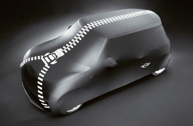 New MINI hatch F56
