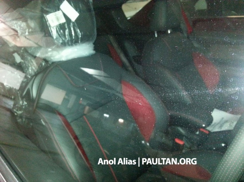 Peugeot 208 GTi sighted at JPJ – will it be CKD? Image #194507