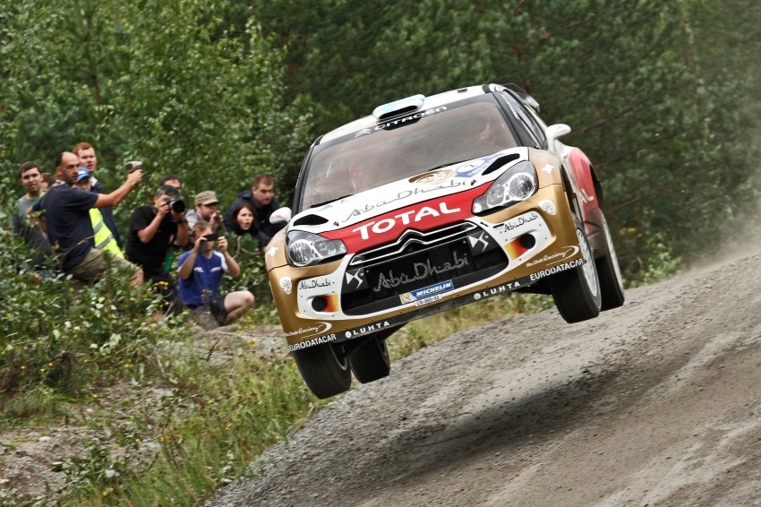 Ogier wins Rally Finland – VW's sixth victory this year Image #191652