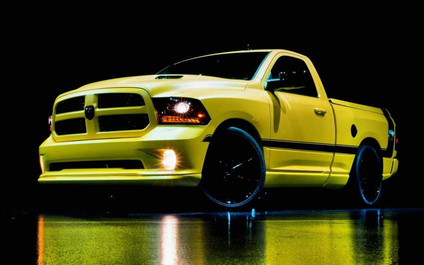 Ram 1500 Rumble Bee Concept – no, it's not a typo Image #193282