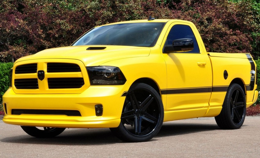 Ram 1500 Rumble Bee Concept – no, it's not a typo Image #193283