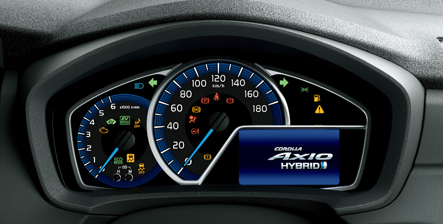 New Toyota Corolla Axio and Fielder Hybrid for Japan Image ...