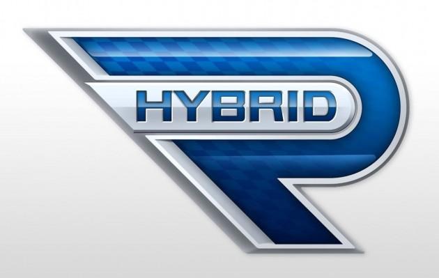 Gila Kereta  Radical Toyota Hybrid R Concept is Frankfurt