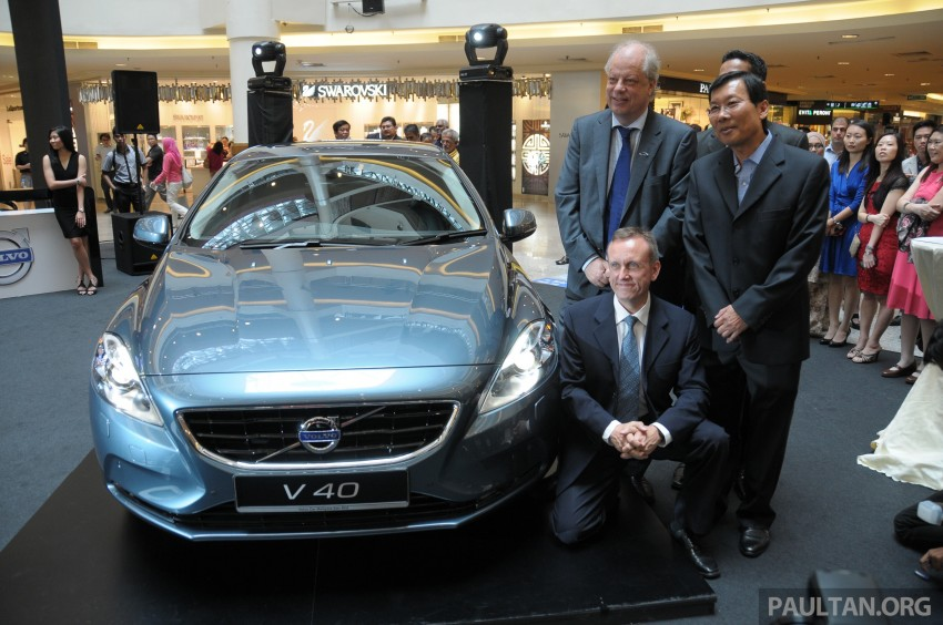 Volvo V40 launched in Malaysia – RM174k to RM199k Image #193612