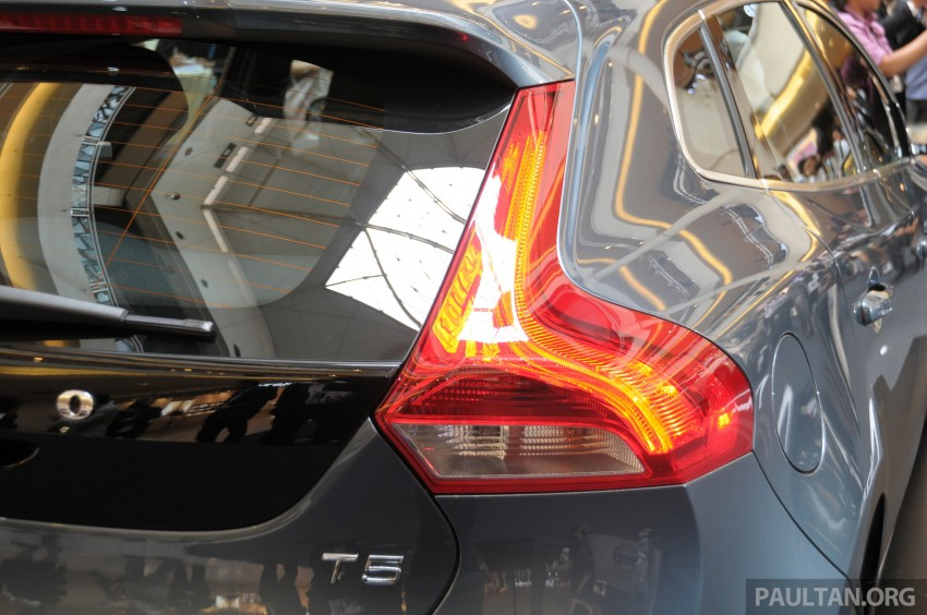 Volvo V40 launched in Malaysia – RM174k to RM199k Image #193615