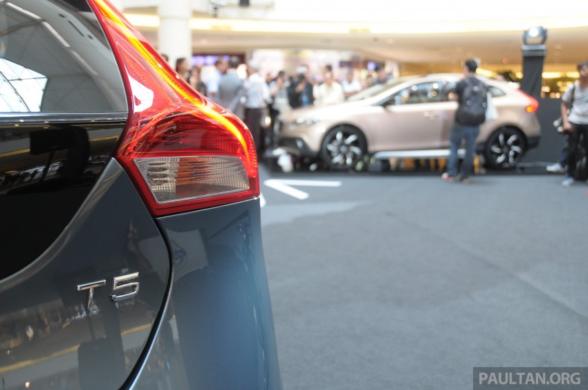 Volvo V40 launched in Malaysia – RM174k to RM199k Image #193616