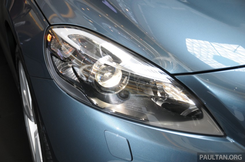 Volvo V40 launched in Malaysia – RM174k to RM199k Image #193617