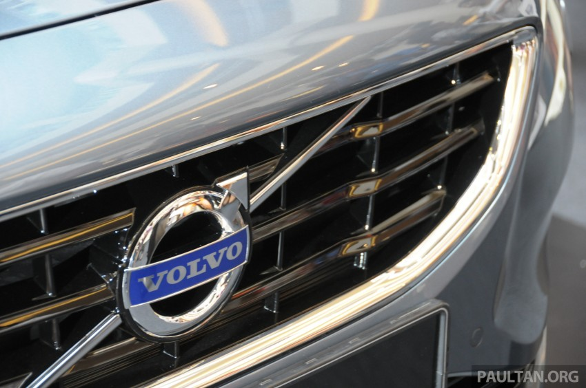 Volvo V40 launched in Malaysia – RM174k to RM199k Image #193618