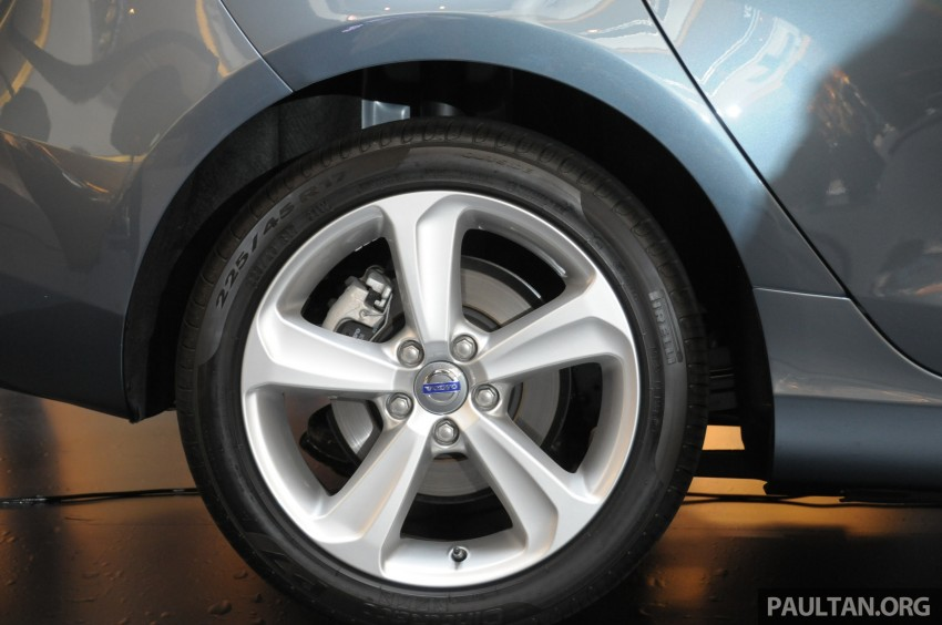 Volvo V40 launched in Malaysia – RM174k to RM199k Image #193619