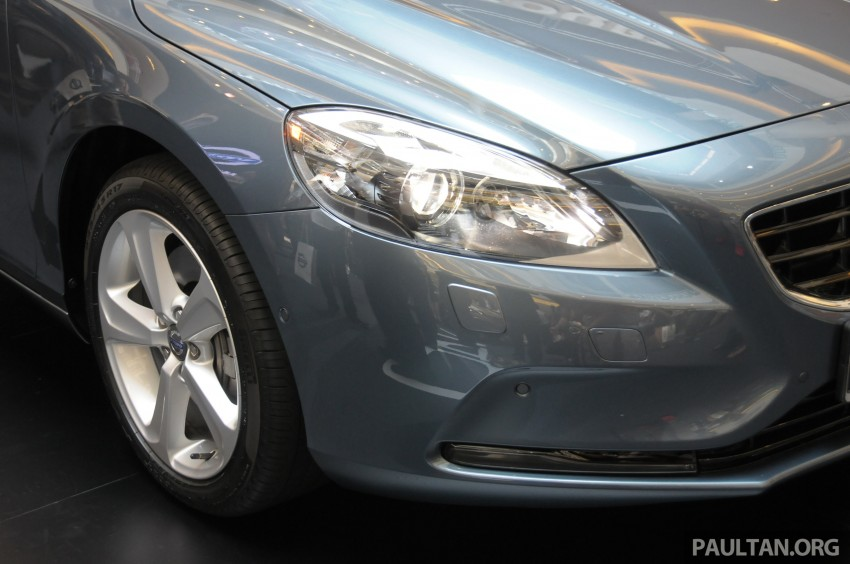 Volvo V40 launched in Malaysia – RM174k to RM199k Image #193622