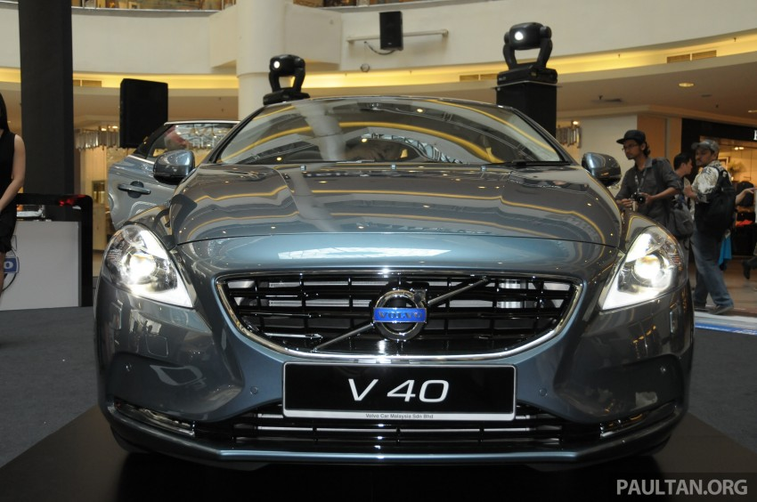 Volvo V40 launched in Malaysia – RM174k to RM199k Image #193624