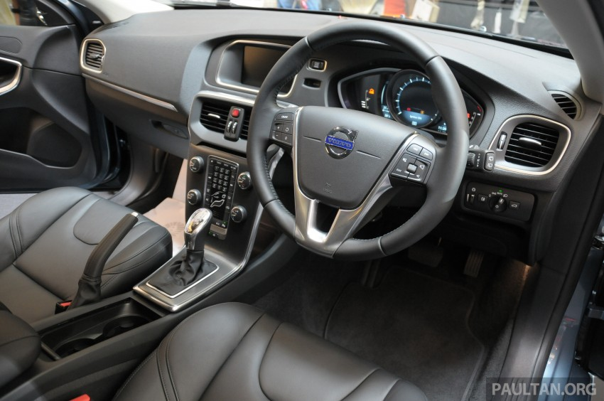 Volvo V40 launched in Malaysia – RM174k to RM199k Image #193626