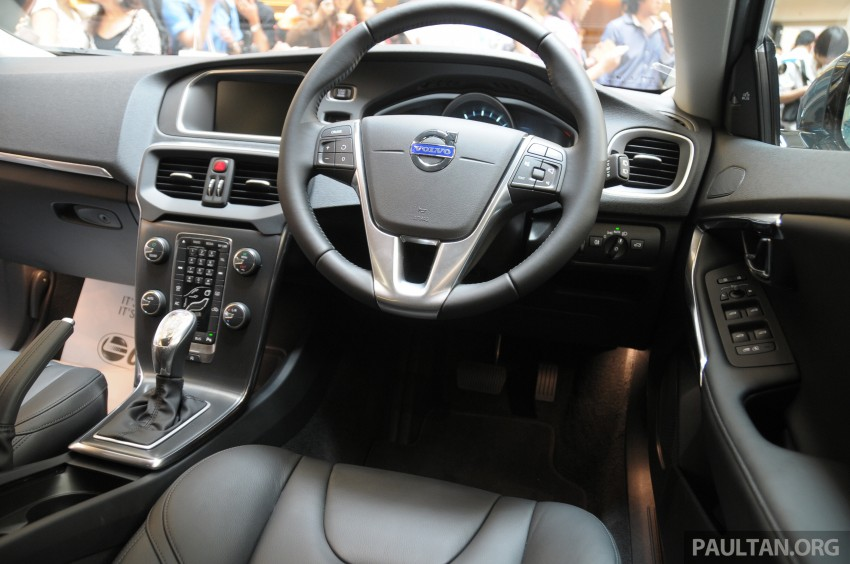 Volvo V40 launched in Malaysia – RM174k to RM199k Image #193627