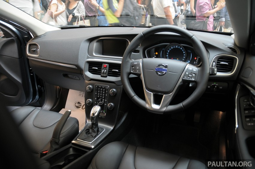 Volvo V40 launched in Malaysia – RM174k to RM199k Image #193628