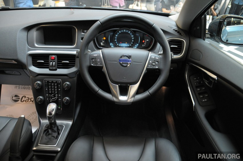 Volvo V40 launched in Malaysia – RM174k to RM199k Image #193630